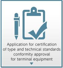 terminal equipment conformity certification service telec empower